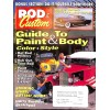 Cover Print of Rod and Custom, April 1996