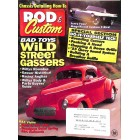 Rod and Custom, August 1996