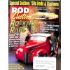 Cover Print of Rod and Custom, August 1998