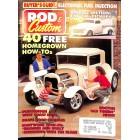 Cover Print of Rod and Custom, February 1992