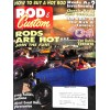 Cover Print of Rod and Custom, February 1993