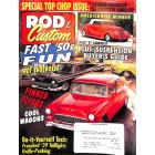 Cover Print of Rod and Custom, February 1998