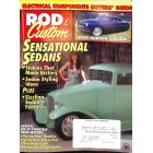 Cover Print of Rod and Custom, January 1996