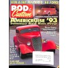 Cover Print of Rod and Custom, June 1993