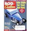 Rod and Custom, May 2002