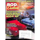 Cover Print of Rod and Custom, November 1993