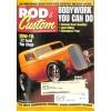 Rod and Custom, October 2001