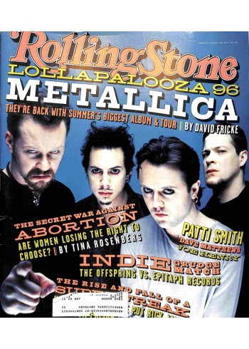 Cover Print of Rolling Stone, June 27 1996