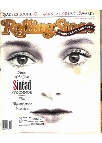 Cover Print of Rolling Stone, March 7 1991