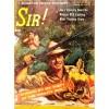 SIR, April 1958