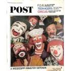 Cover Print of Saturday Evening Post, April 10 1965