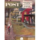 Cover Print of Saturday Evening Post, April 14 1951