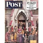 Cover Print of Saturday Evening Post, April 16 1949