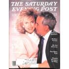 Cover Print of Saturday Evening Post, April 1989