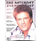 Cover Print of Saturday Evening Post, April 1991