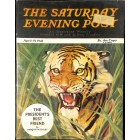 Cover Print of Saturday Evening Post, April 19 1941