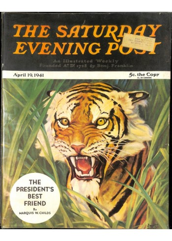 Saturday Evening Post, April 19 1941