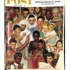 Cover Print of Saturday Evening Post, April 1 1961