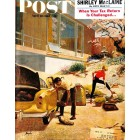 Cover Print of Saturday Evening Post, April 22 1961
