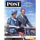 Cover Print of Saturday Evening Post, April 27 1963