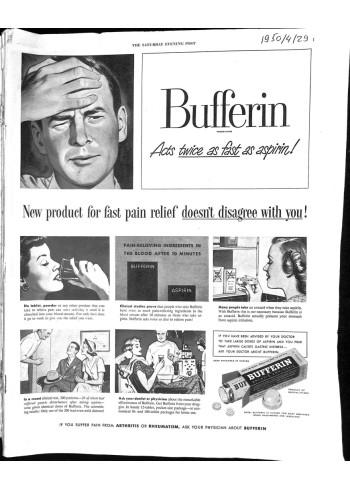 Saturday Evening Post, April 29 1950
