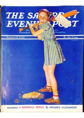 Saturday Evening Post, August 10 1940