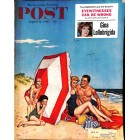 Cover Print of Saturday Evening Post, August 13 1960