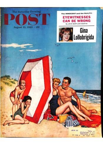 Saturday Evening Post, August 13 1960
