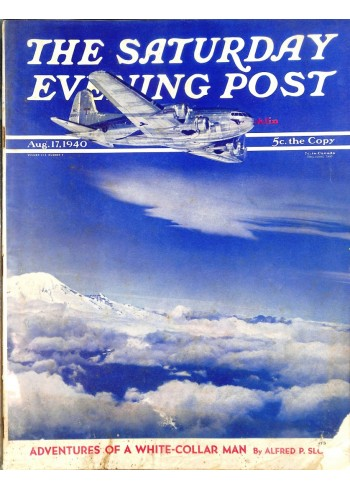Saturday Evening Post, August 17 1940