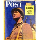 Cover Print of Saturday Evening Post, August 1 1942