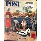 Cover Print of Saturday Evening Post, August 20 1949