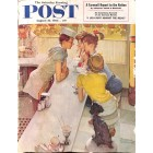 Cover Print of Saturday Evening Post, August 22 1953