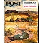 Cover Print of Saturday Evening Post, August 29 1959
