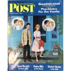 Cover Print of Saturday Evening Post, August 4 1962