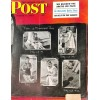 Cover Print of Saturday Evening Post, August 6 1949