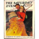 Cover Print of Saturday Evening Post, December 12 1936