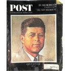 Cover Print of Saturday Evening Post, December 14 1963