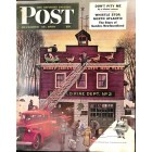 Cover Print of Saturday Evening Post, December 16 1950