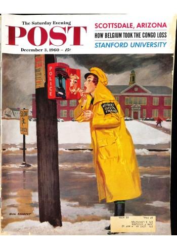 Saturday Evening Post, December 3 1960