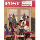 Cover Print of Saturday Evening Post, December 8 1951