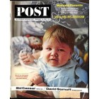 Cover Print of Saturday Evening Post, February 16 1963