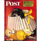 Cover Print of Saturday Evening Post, February 23 1946