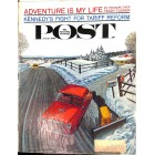 Cover Print of Saturday Evening Post, February 24 1962