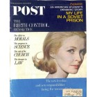 Cover Print of Saturday Evening Post, January 15 1966