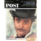 Cover Print of Saturday Evening Post, January 16 1965