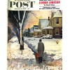 Cover Print of Saturday Evening Post, January 24 1959