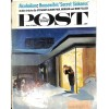Cover Print of Saturday Evening Post, January 27 1962