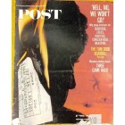 Cover Print of Saturday Evening Post, January 27 1968