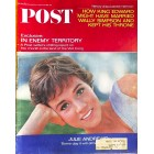 Cover Print of Saturday Evening Post, January 29 1966