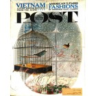 Cover Print of Saturday Evening Post, January 6 1962